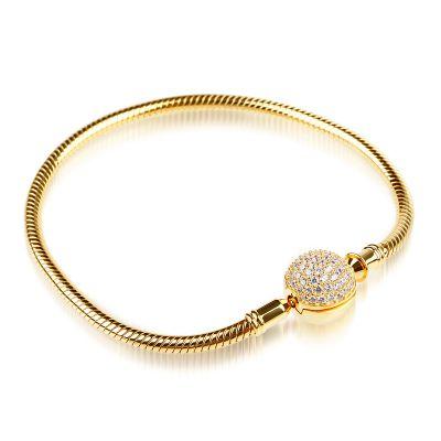 18K Golden Plated Bracelet